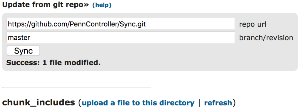 Update from git repo